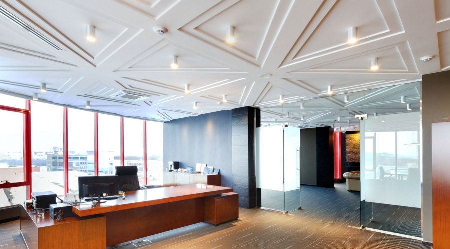 Galvin Ceilings and Partitions
